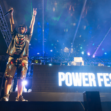 POWER FES at FUKUOKA