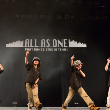 ALL AS ONE vol.4